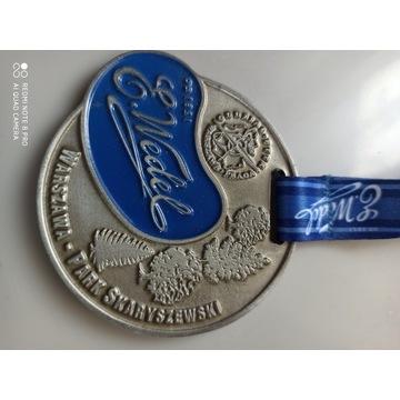 Medal bieg wedla XII 2017