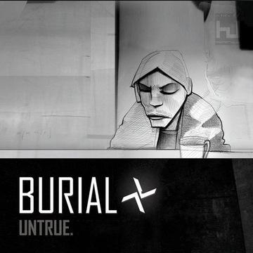 Burial - Untrue (CD)
