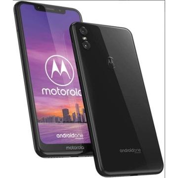 Smartfon MOTOROLA Moto One Czarny