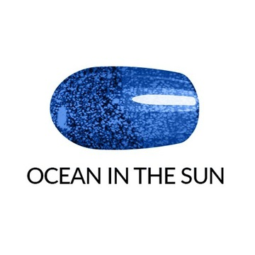 LAKIER DO PAZNOKCI GEL FINISH OCEAN IN THE SUN
