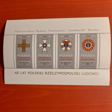 Polska Blok 125 **  (81)l