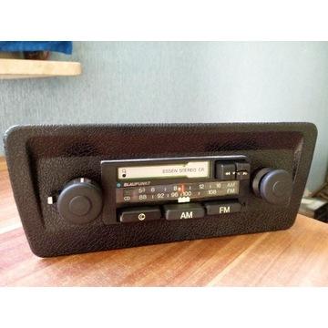Zabytkowe radio VOLVO Blaupunkt Essen Stereo CR US