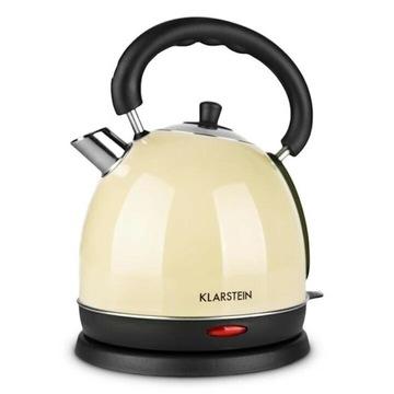 Teatime czajnik elektryczny kremowy 1,8 L 3000W