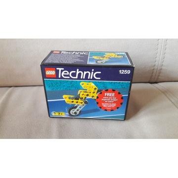 LEGO TECHNIC 1259 Nowy nieodpakowany MISB