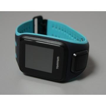 Zegarek sportowy TOMTOM RUNNER 2 MUSIC + akcesoria