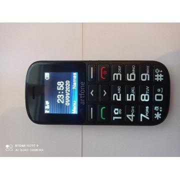 Telefon dla seniora artfone cs182