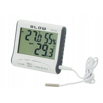 Termometr z higrometrem BLOW, licytacja!