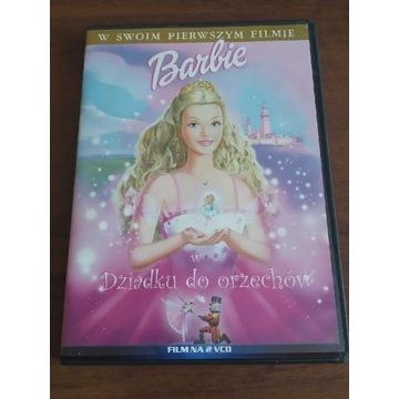 Barbie w Dziadku do orzechów 2 płyty VCD