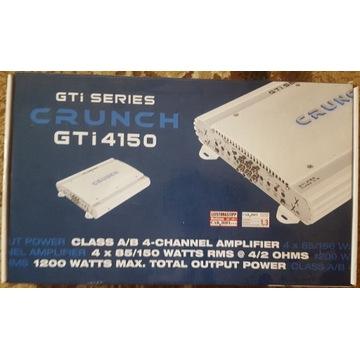 Wzmacniacz Crunch GTi-4150