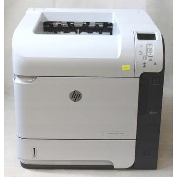 Drukarka HP LaserJet 600 M601z tonerem 100%