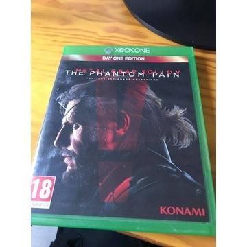 Metal Gear Solid V Phantom Pain Xbox One