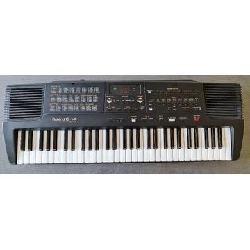 Roland E-14. Jak nowy-polifoniczny syntezator.