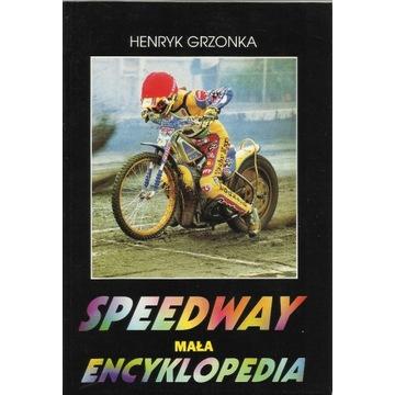 Henryk Grzonka - Speedway / Mała encyklopedia