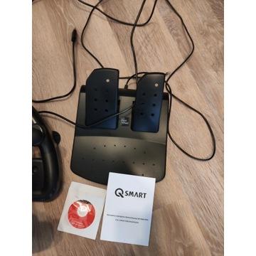 Kierownica QSmart SW8080 Sepang PRO 4w1