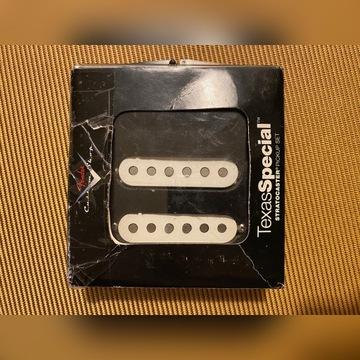 Fender Texas Special Custom Shop - neck & middle