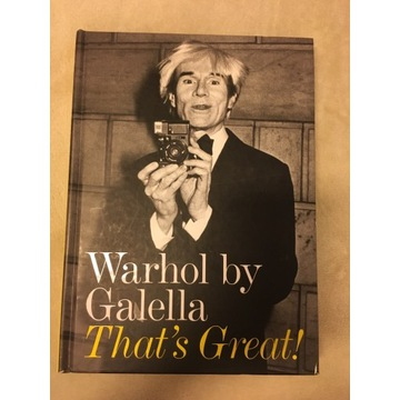 Warhol by Galella - That's Great!