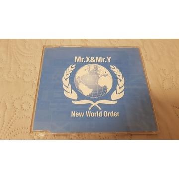 Mr.X&Mr.Y - New World Order