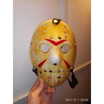 Maska Hokejowa Jason Piątek 13 horror Halloween