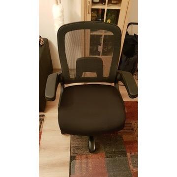 Fotel biurowy FORTE XXL o udźwigu 220 kg