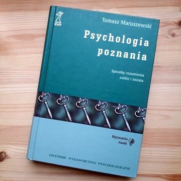 Psychologia Poznania, Tomasz Maruszewski GWP 2001