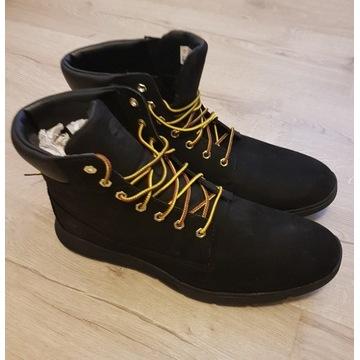 Buty męskie Timberland Killington czarne 45,5