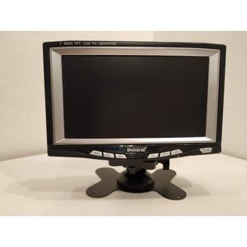 "Mistral 7"" kolorowy MONITOR LCD TFT"