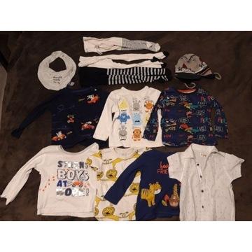 Ubranka dziecięce - około 25 sztuk