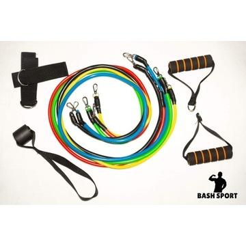 Zestaw gum treningowych Bash Sport
