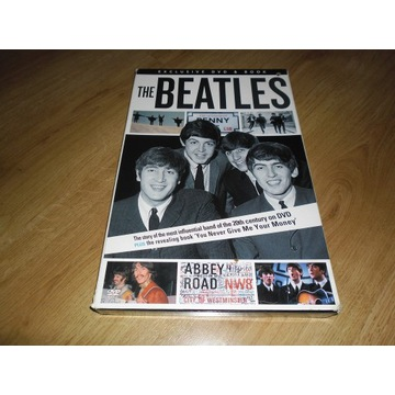 The Beatles - DVD & Book