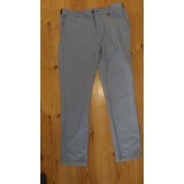 Nowe spodnie Ombre Premium z dzianiny XL/34.