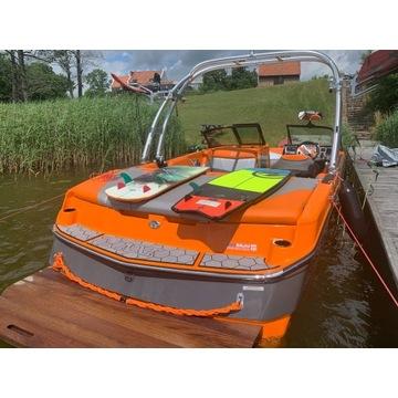 Sprzedam łódź motorową MasterCraft NXT 20 Seadeck