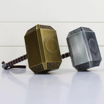 Młot THORA metalowy Avengers Mjolnir replika PL