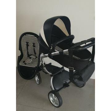 Wózek Mima Xari Black&White Limited Edition