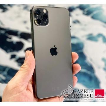 iPhone 11 Pro Max 64 GB FV 23% idealny / POBRANIE