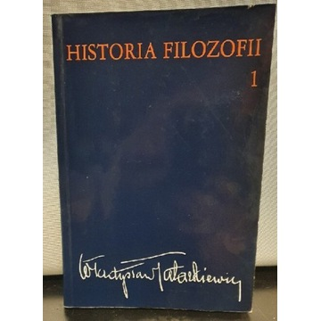 """Tatarkiewicz Władysław """"Historia filozofii"""" 3 TOMY"""