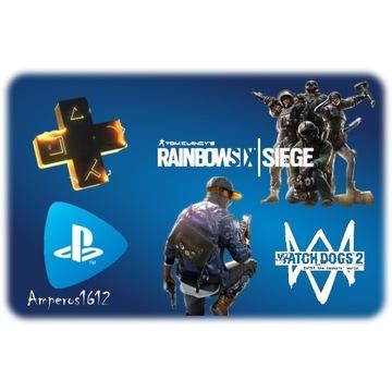 Konto PSN z PlayStation Now 7 dni (Ps Now)