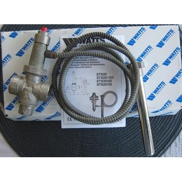 Zawór termostatyczny schładzający WATTS STS20