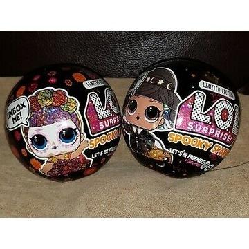 LOL Surprise Spooky Sparkle BebeBonita+WitchayBabe