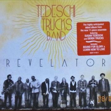 Tedeschi Truck Band - Revelator; CD; (M)