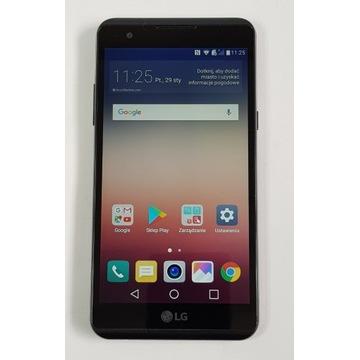 Smartfon LG Xpower, 2GB RAM, 16 GB, lekko zbity