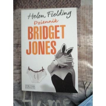 Dziennik Bridget Jones. Helen Fielding.