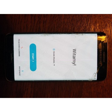 Samsung Galaxy S6 Edge - uszkodzony