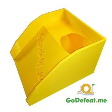 Minigolf Przeszkoda Druk 3D RAMPA GoDefeat.me