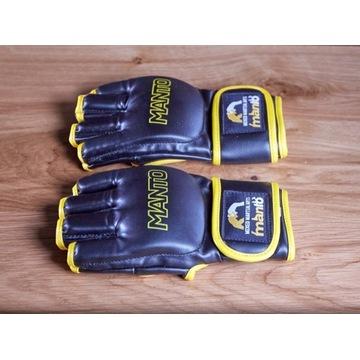 Rękawice do MMA - Manto PRO 3.0 czarne, roz. XL