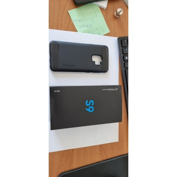Samsung Galaxy S9 stan idealny Spigen