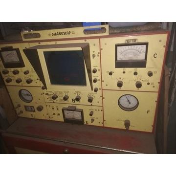 Diagnoskop ZD1 z wyposażeniem dodatkowym unikat