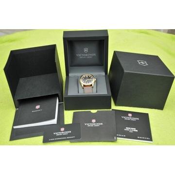 Zegarek Victorinox 241645  Szafir10 ATM. -Jak nowy