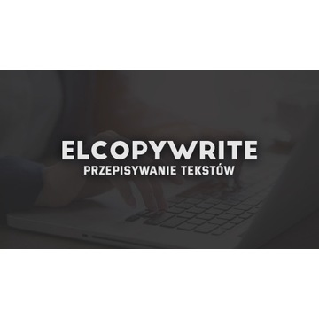 Przepisywanie tekstów - copywriting