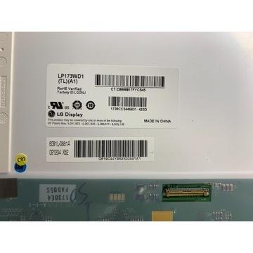 Matryca LCD do laptopa TOSHIBA LP173WD1 TL A1