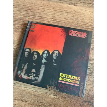 Kreator - Extreme Aggression Remastered- Digipack